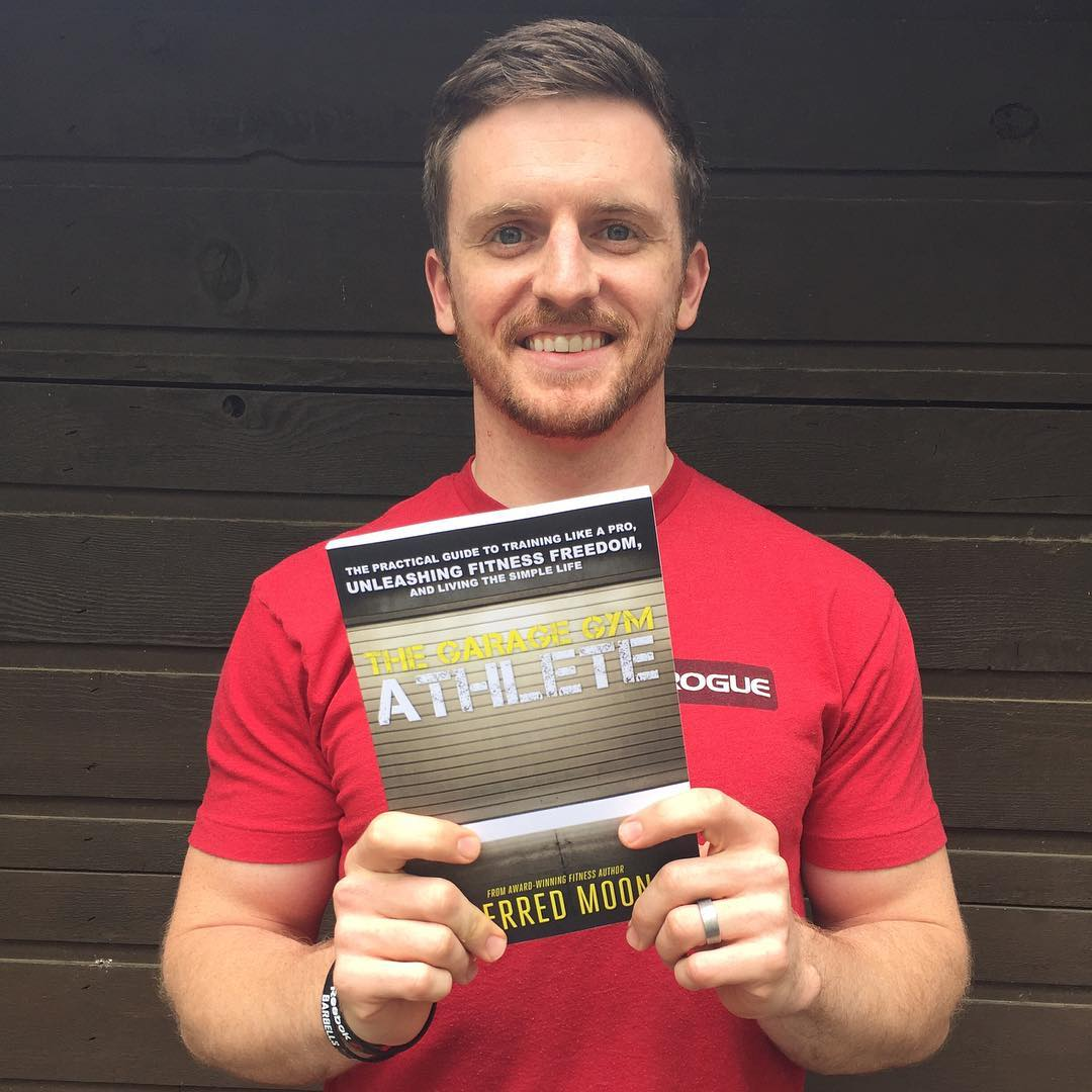 The garage gym athlete book